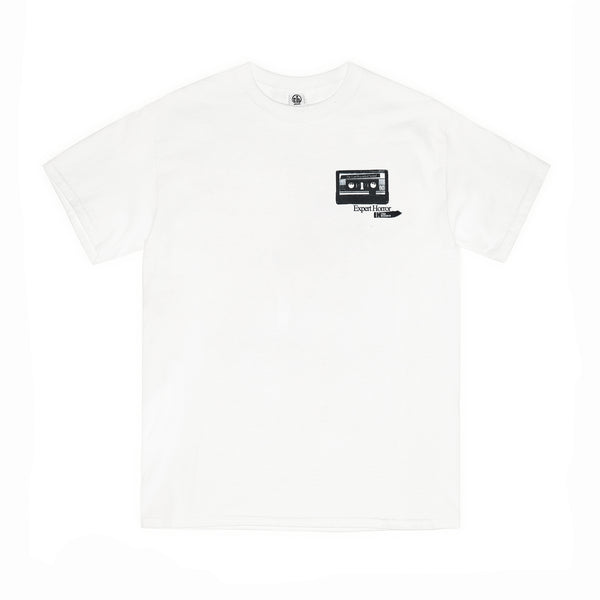 The Last Recorded Sound X BEAMS T Special.  Waves T-Shirt (White)
