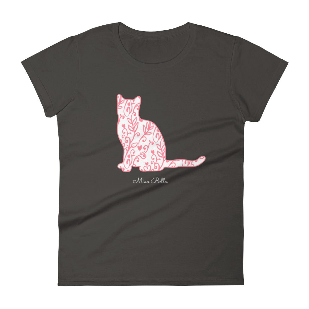 Miao Bella Women's short sleeve t-shirt in