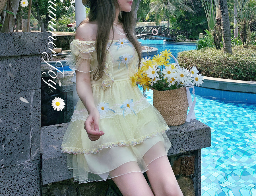 You are my sun moon and star fairy dress - Peiliee Shop