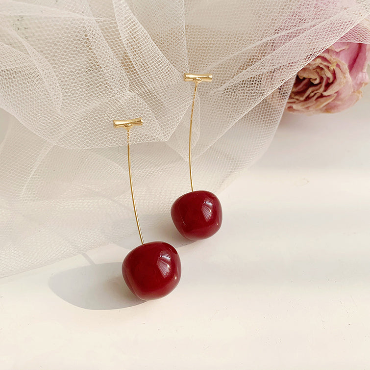 [2020 New Version] Cherry Candy Earring - Peiliee Shop