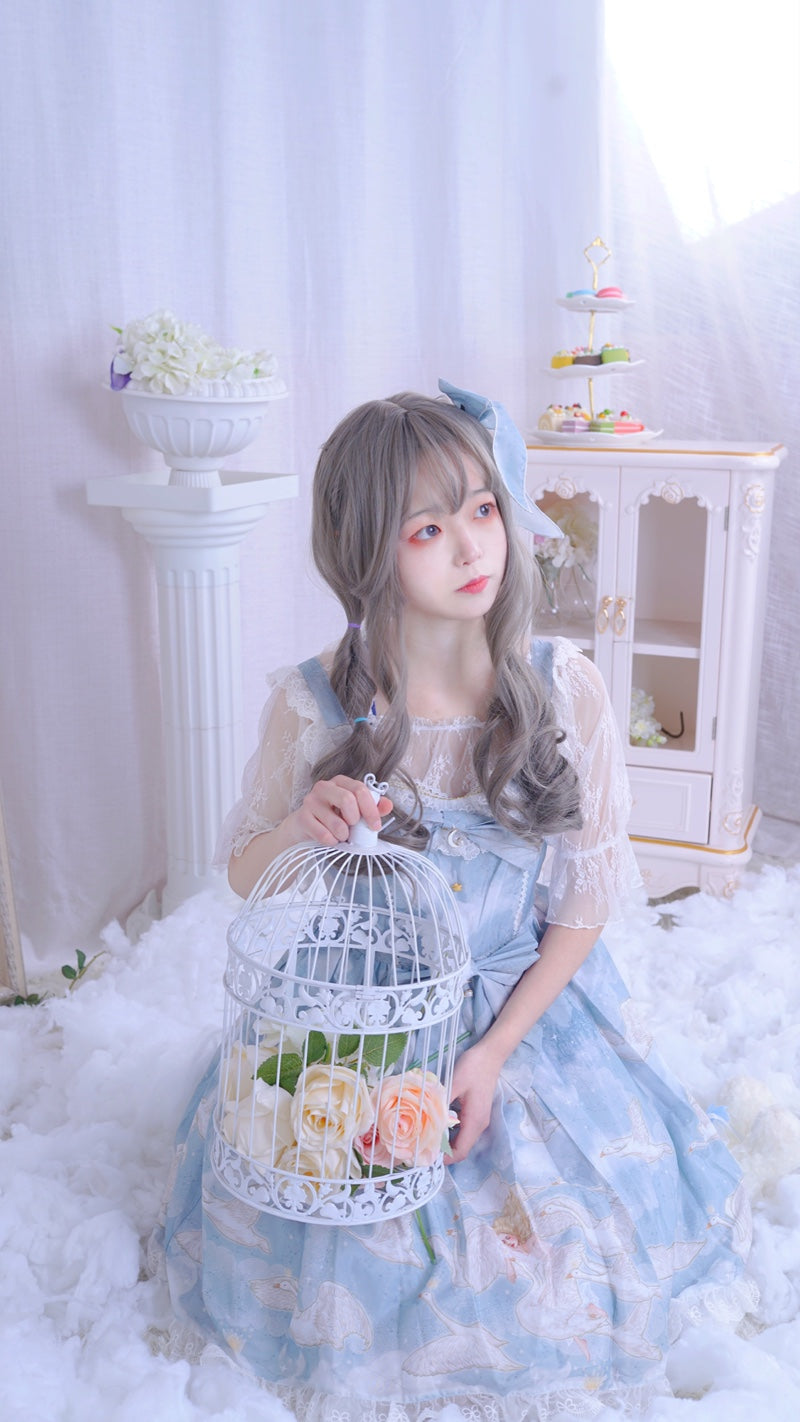Moonlight Girl Light Wig - Peiliee Shop
