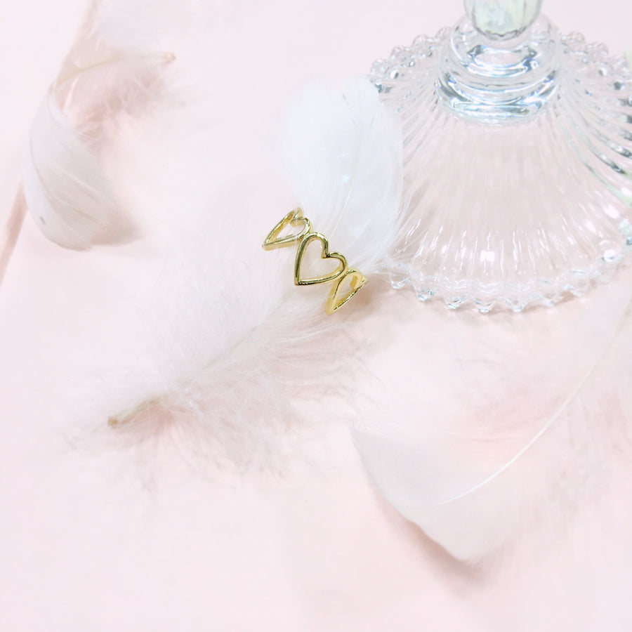 My Sweet Fairy Heart Ring - Peiliee Shop