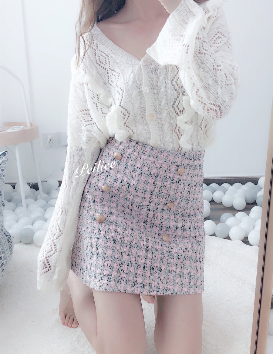 Snow Angels Sweater - Peiliee Shop