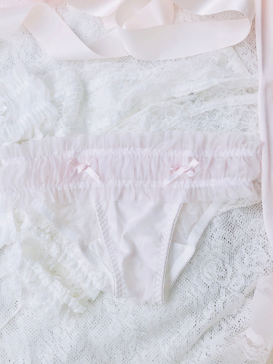 Angel Aroma Lace Pantie - Peiliee Shop