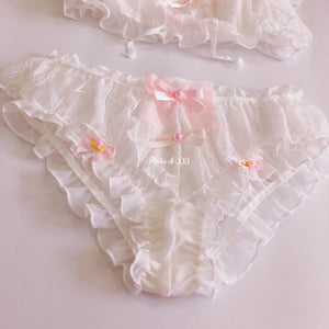 [Free Shipping] Fairy Doll Lingerie Set - Peiliee Shop
