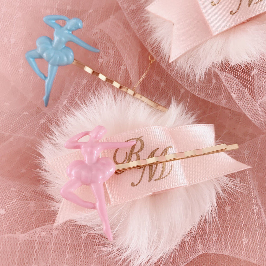 [Premium Selected] Ballerina Dream Hairpin - Peiliee Shop