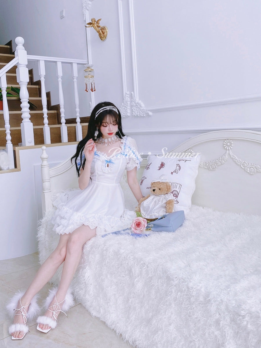 [Premium Selected] Mystery Alice Dress - Peiliee Shop