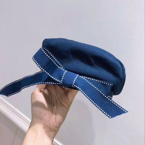 Forever Love Sweet Ribbon Beret - Peiliee Shop