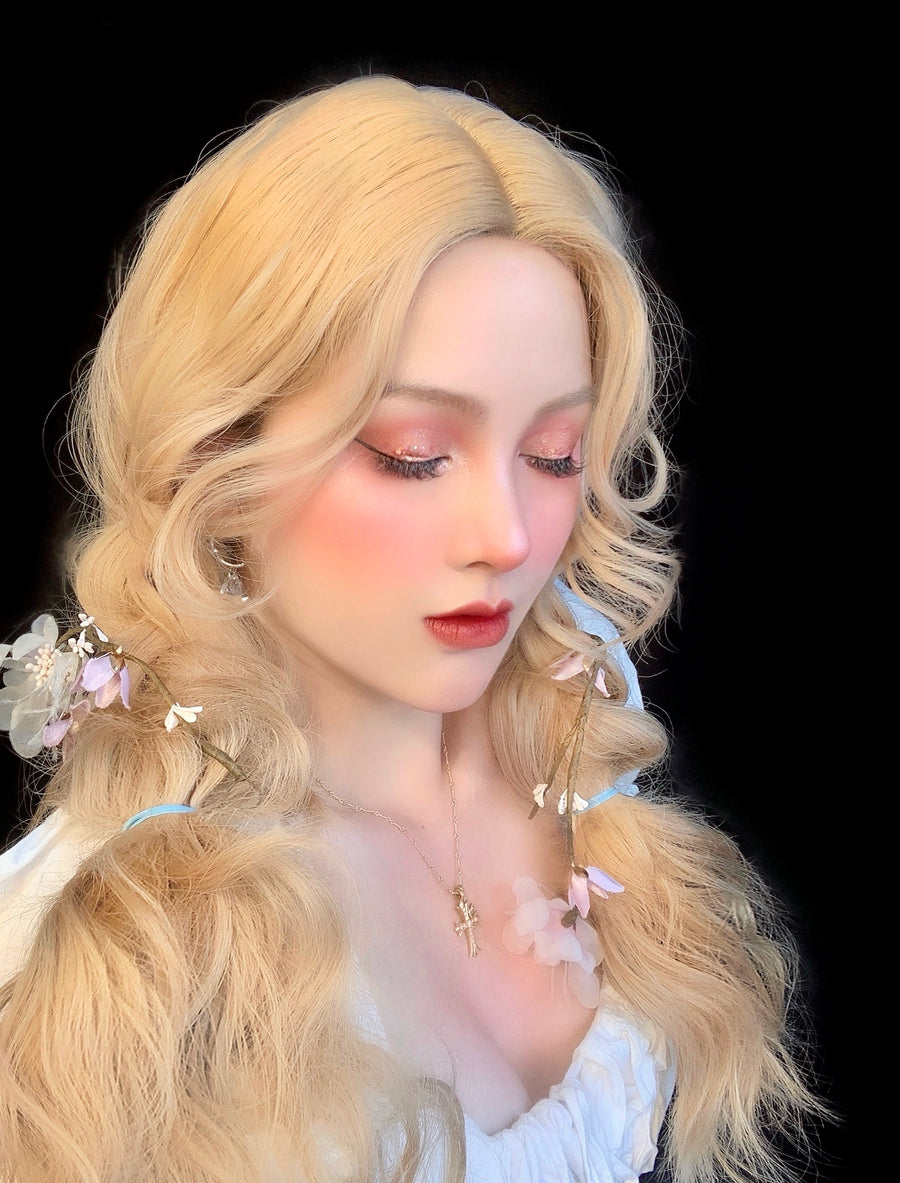 Princess Aurora Lace Wig - Peiliee Shop