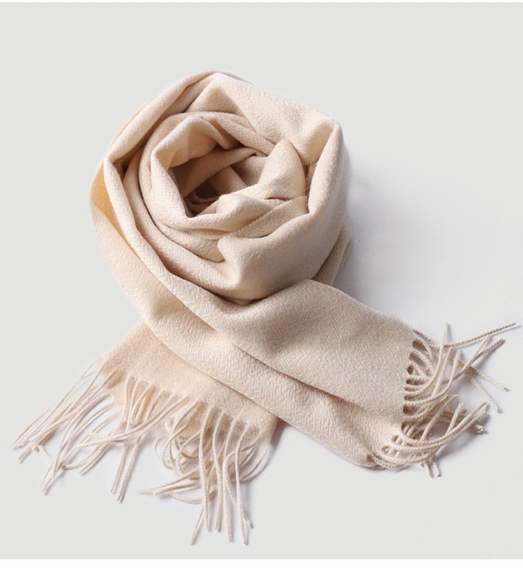 [Premium Selected] 100% Cashmere Scarf