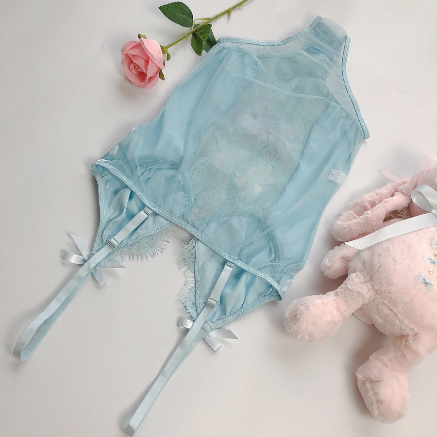 [2021 New Version] Dolly Macaroons handmade Bodysuit - Peiliee Shop