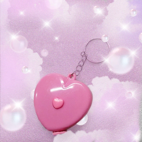 [Peiliee Tailor] Free Lovely Heart Measuring Tape - Peiliee Shop