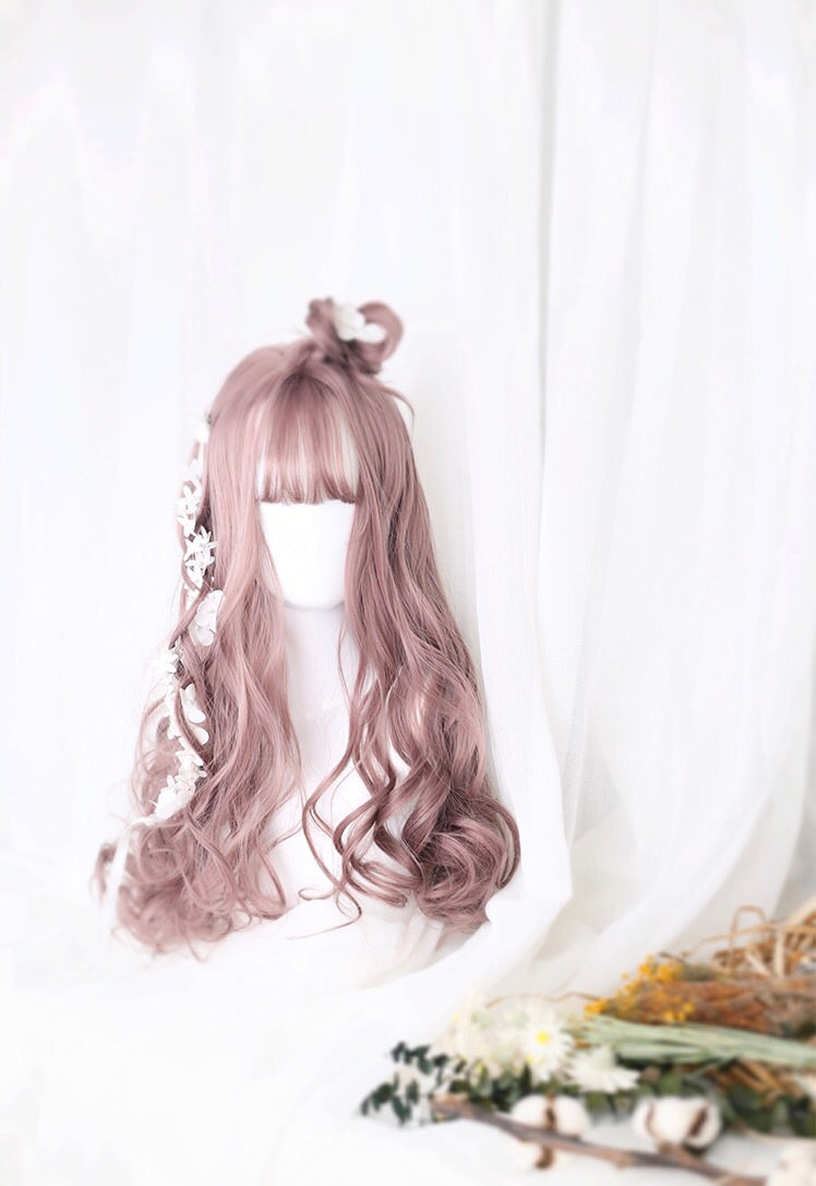 My Valentine Dreamy Rosary Wig - Peiliee Shop
