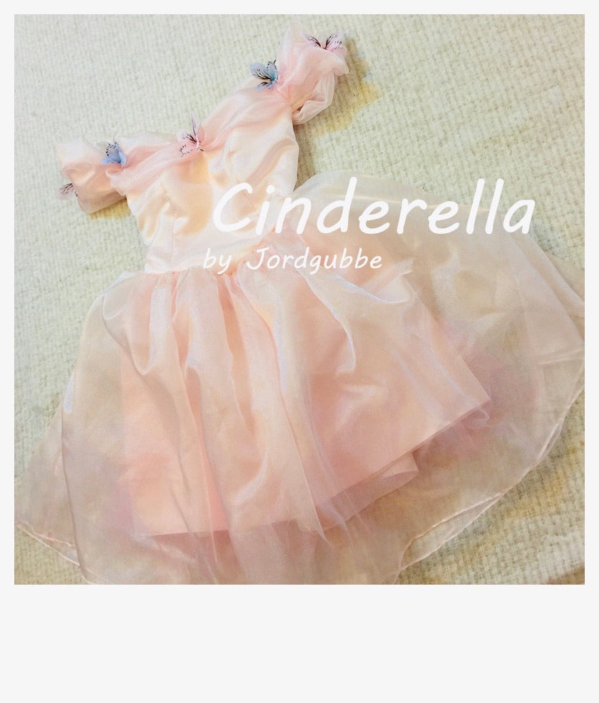 [Tailor Made] Cinderella Pink Dance Ball party dress [Premium Selected] - Peiliee Shop
