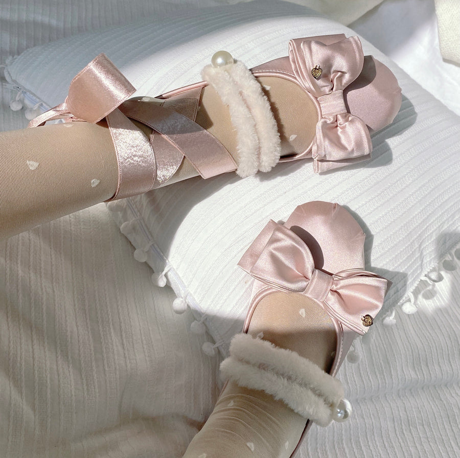 [Premium Selected] Pre-order 2 Months Rock Ballet ballerina shoes (designer PrettyRockBaby) - Peiliee Shop