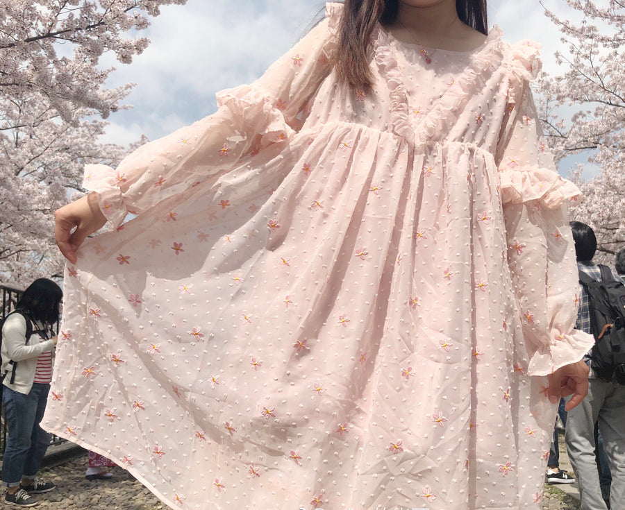 [12 Studio Design] 2020 Sakura Dream Angelic Hime Dress - Peiliee Shop