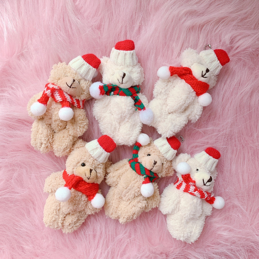 Christmas Bear Choir - Peiliee Shop