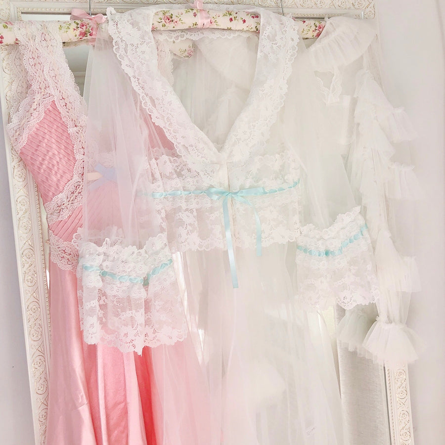 [Handmade lingerie] Cottage Dream Rope