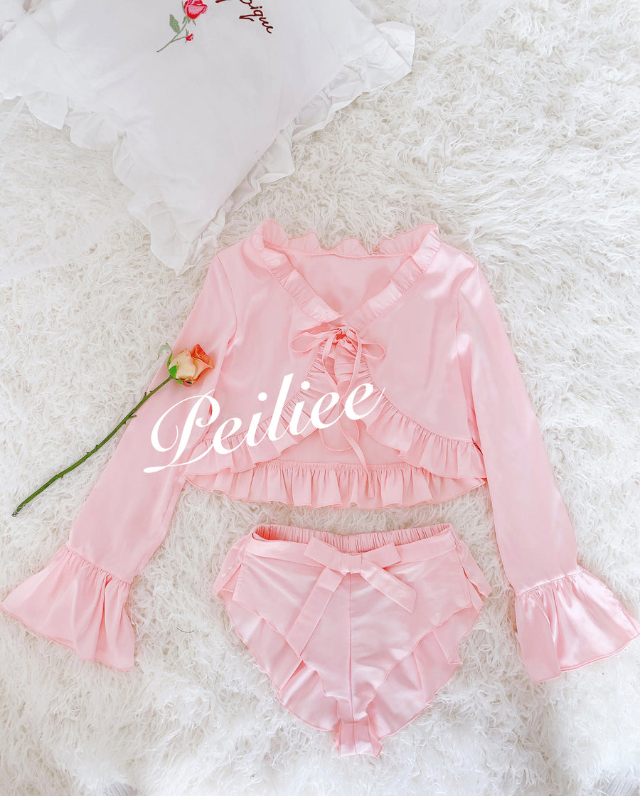 Sakura Dreams Lounge Set - Peiliee Shop