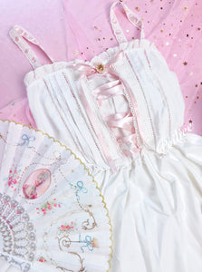 [Pre-Order 10 Days] Swan Lake's Doll Vintage Bellaria Dress - Peiliee Shop