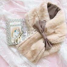 Lady Charlotte Ribbon scarf - Peiliee Shop