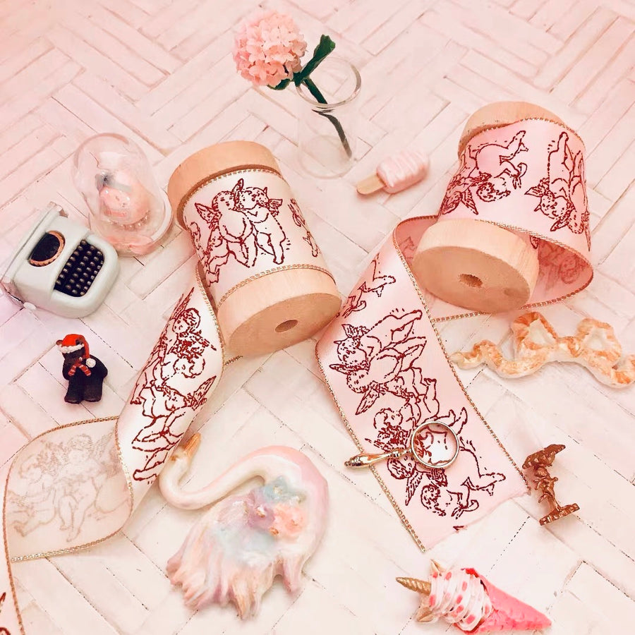 Angel Ribbon DIY Band Roll - Peiliee Shop