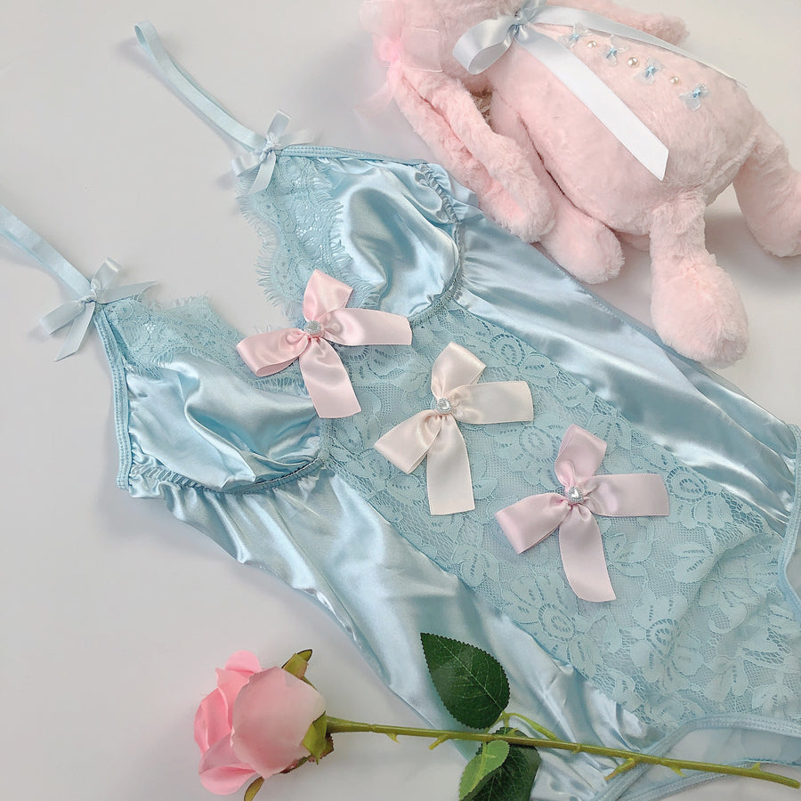 Dolly Macaroons handmade Bodysuit - Peiliee Shop
