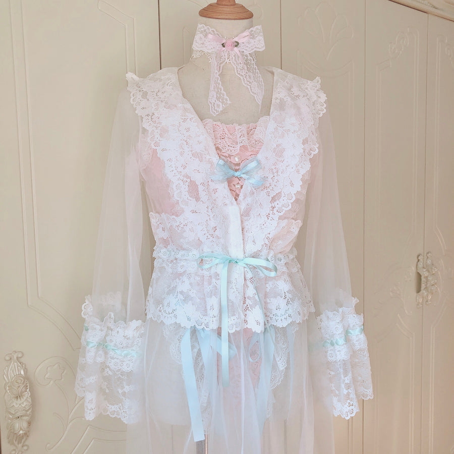 [Handmade lingerie] Cottage Dream Rope - Peiliee Shop