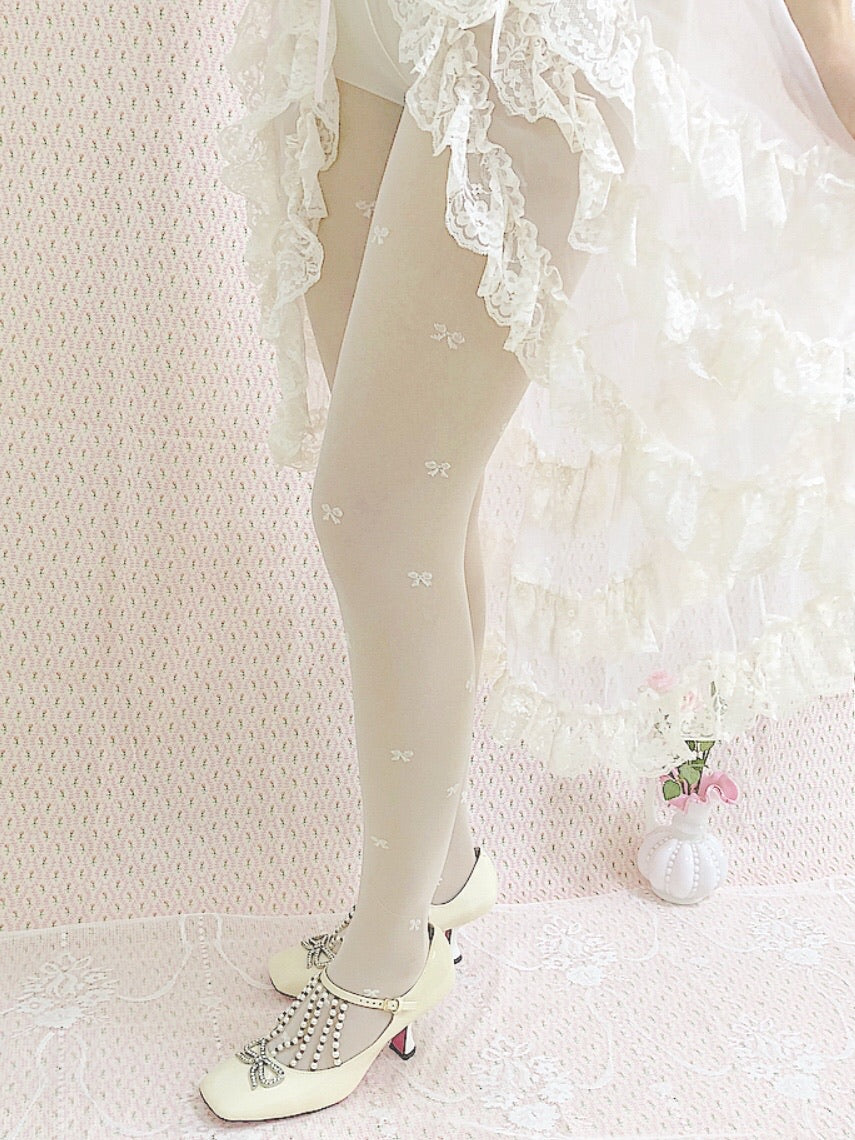Send me a post card from paradise babydoll vintage stockings - Peiliee Shop