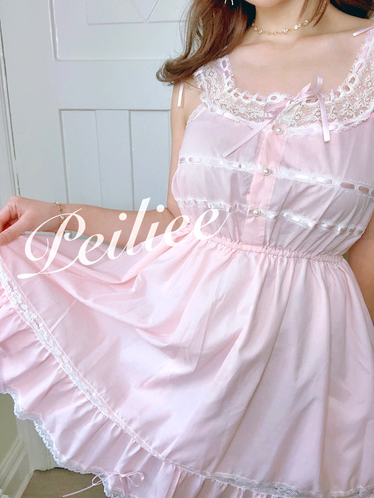 [Peiliee 4 Years Anniversary] Rose Garden Dress - Peiliee Shop