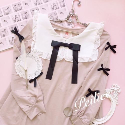 Girlish Poem Dress - Peiliee Shop