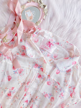 The classic vintage French Flowery Babydoll - Peiliee Shop