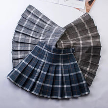 Classic Japanese High School Girl Mini Skirt With Shorts - Peiliee Shop