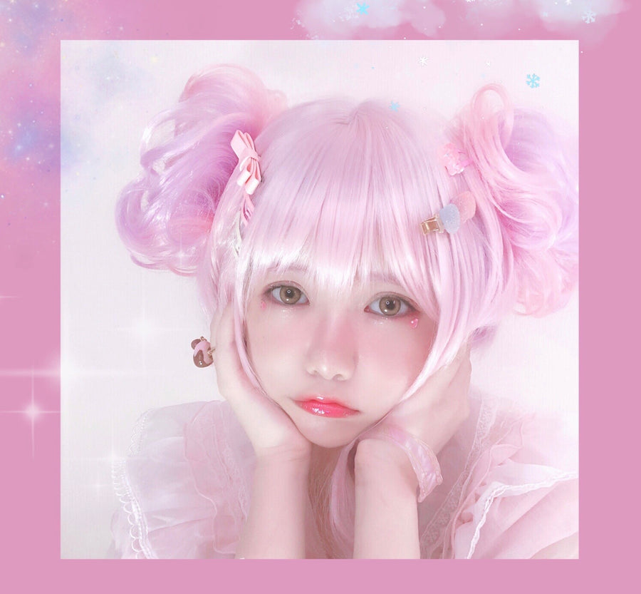 [Dolly Meow x Aoko] Magic Doll Wig - Peiliee Shop