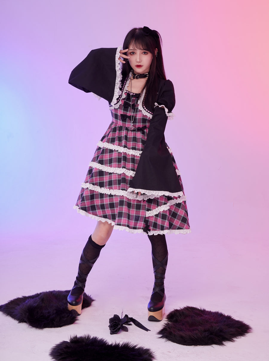 [Evil Tooth]  Shining Witch love dress - Peiliee Shop