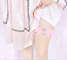 [Free Shipping] The devil wings leg band - Peiliee Shop