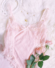 Pearly Mermaid Pastel Fairy Lace Body - Peiliee Shop