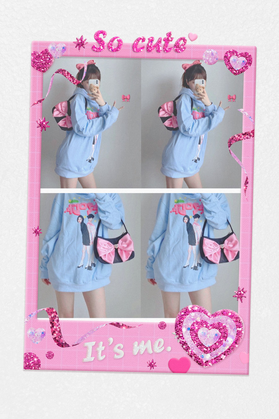 Barbie Girl Mini Bag - Peiliee Shop
