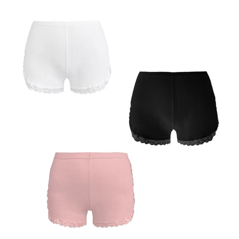 [Basic] Summer Must Have! Inner Shorts under dress - Peiliee Shop