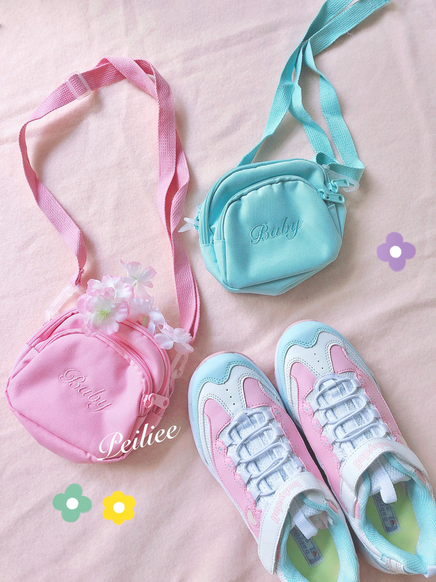 Sweet macaroons baby sport bag - Peiliee Shop