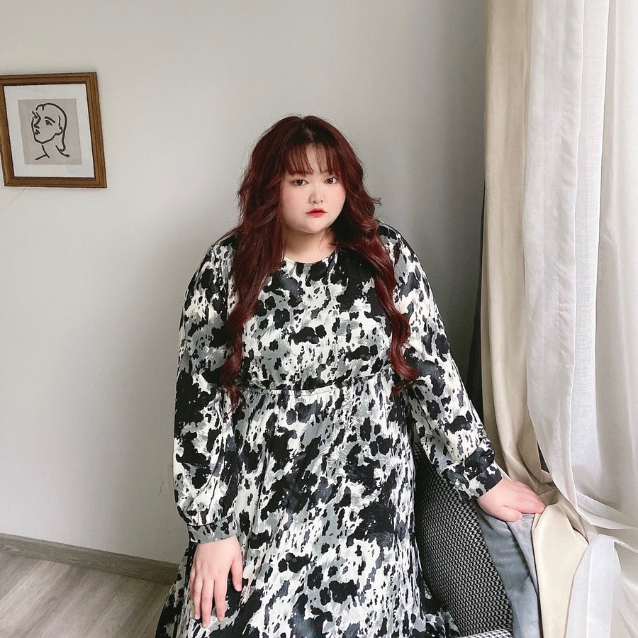 [Curve Beauty] Dolly Coo dress