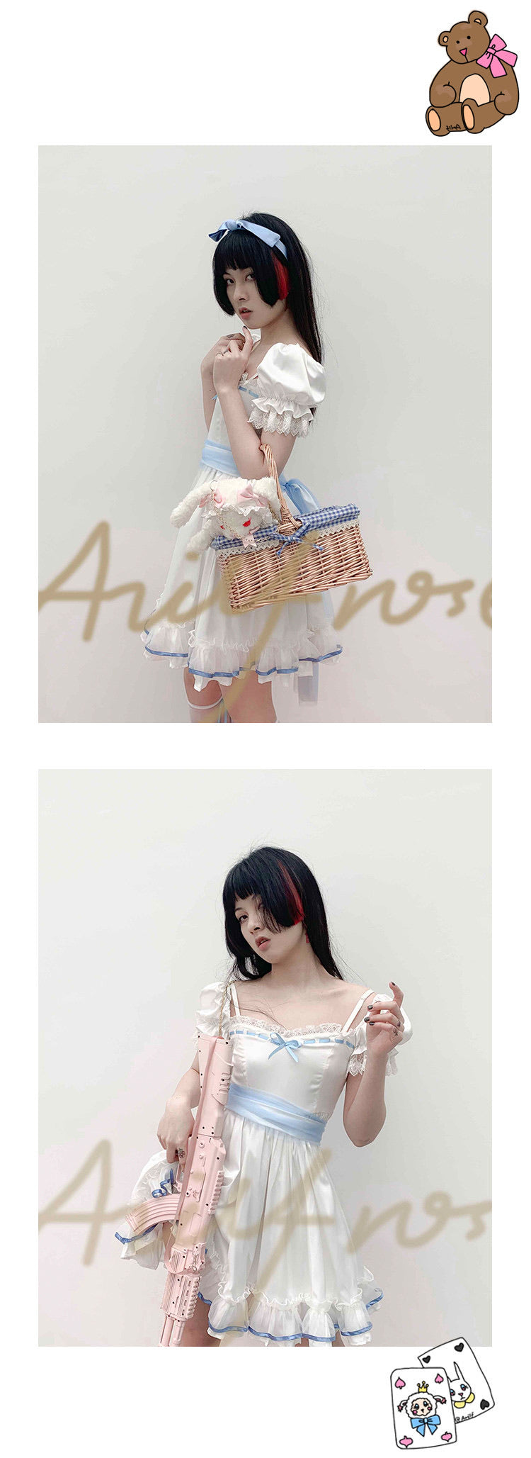 [Premium Selected] Snow White in wonderland - Peiliee Shop