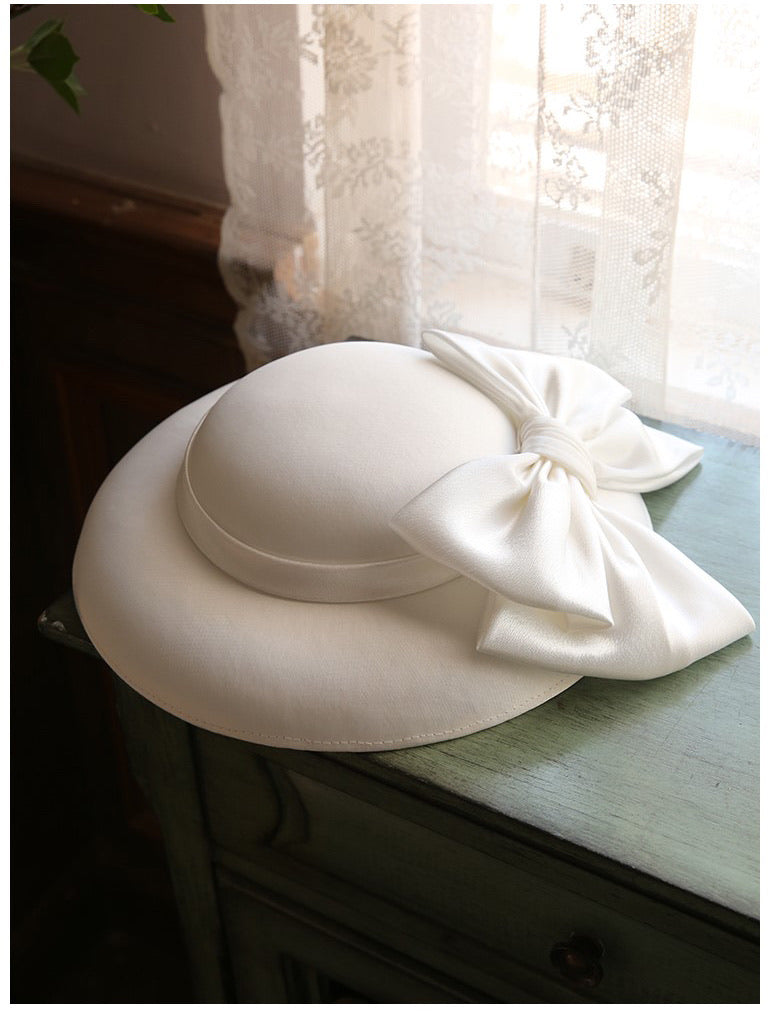Romantic Afternoon tea hat - Peiliee Shop