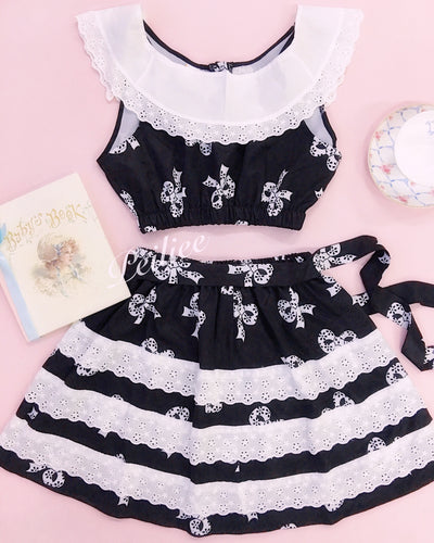 Dolly Me Dress Set From Lolita Movie Custom Making with plus size - Peiliee Shop