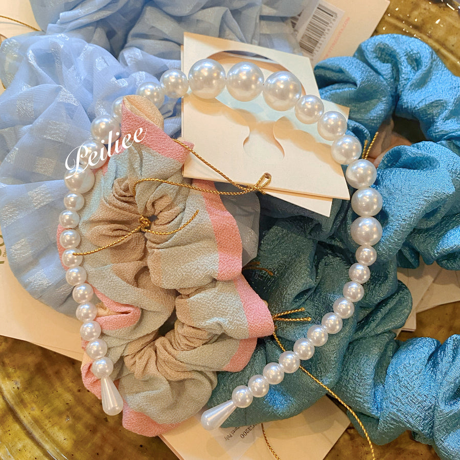 Adorn my vintage dream pearl Hairband - Peiliee Shop
