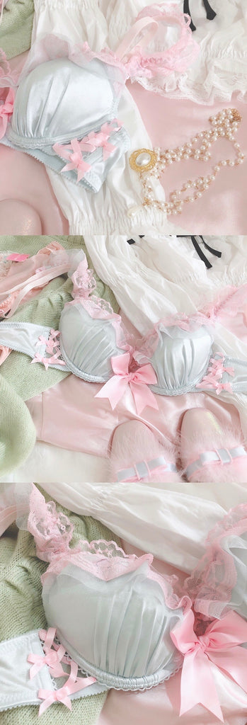 [Only 1 made] Macaroon Babydoll Bra - Peiliee Shop