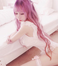 Peiliee X SSS Studio Sicily Dream Fairy Lace Body Handmade Lingerie