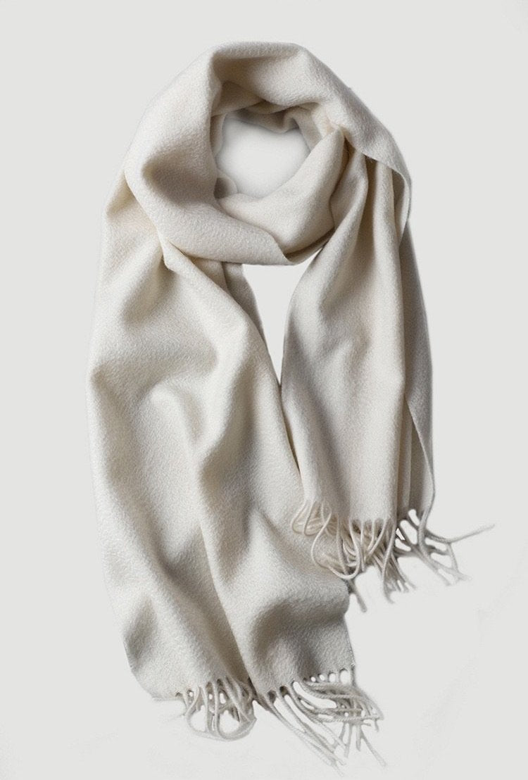 [Premium Selected] 100% Cashmere Scarf - Peiliee Shop