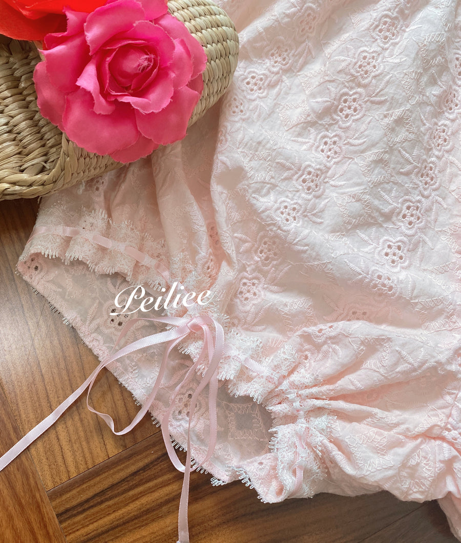 [Limited Edition] Sweetness Baby Doll Bodysuit Lingerie Loungewear - Peiliee Shop