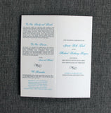 Modern Typography Wedding